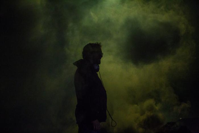 Director Erik De Bruyn