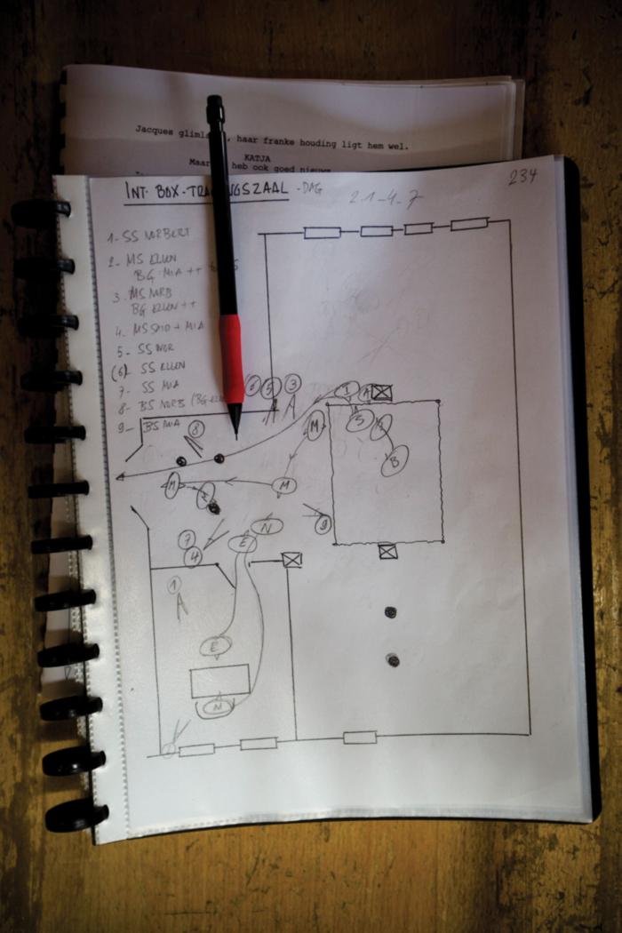 shooting plan