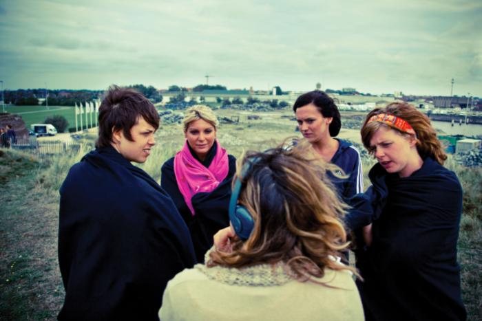 Eline Kuppens, Ellen Schoeters, Ilse Somers, Marieke Dilles, Maaike Neuville