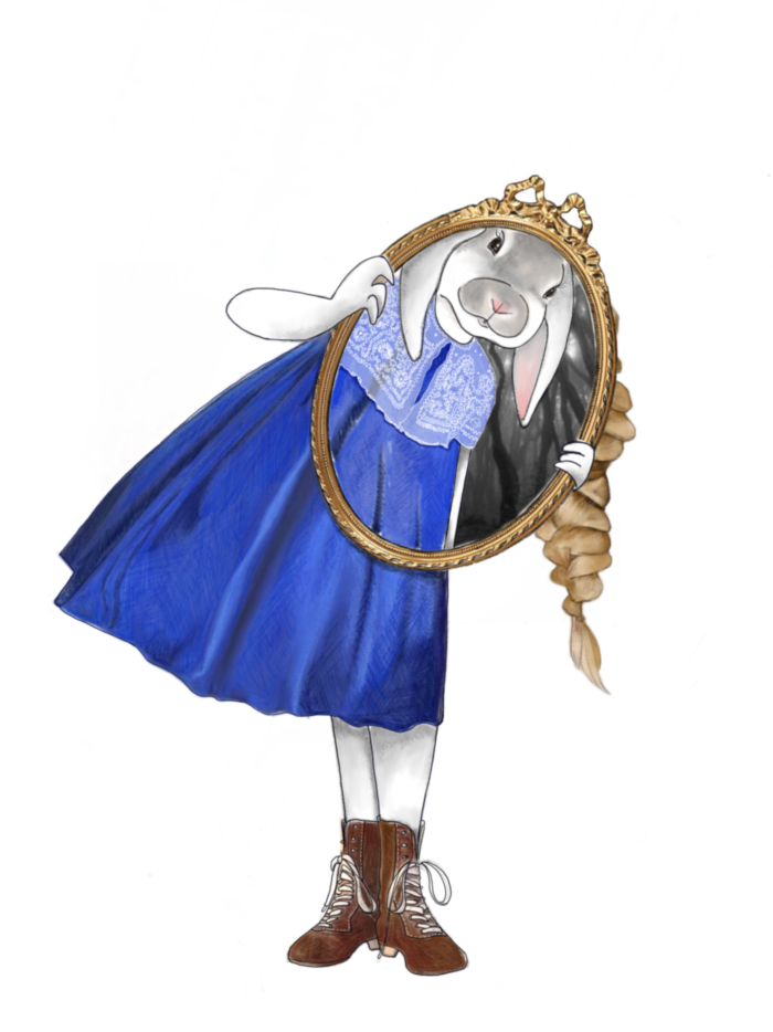alice mirror