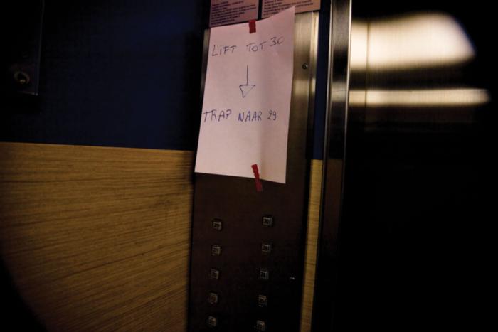 elevator info