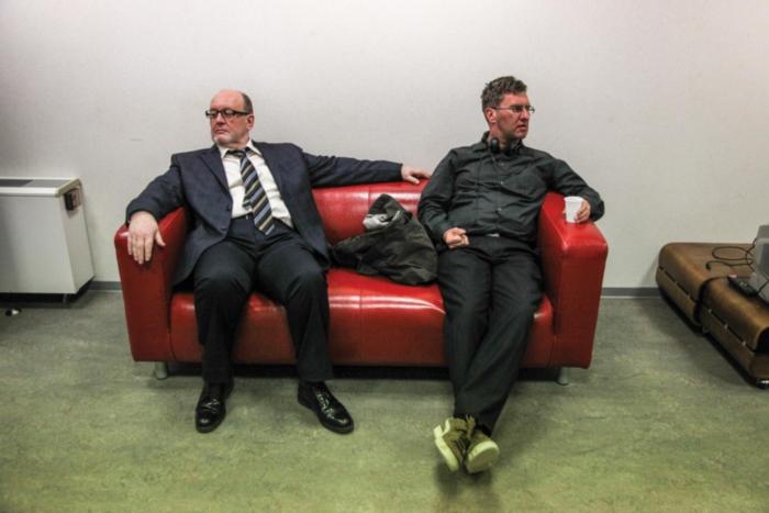 Mike Verdrengh en Jan Verheyen