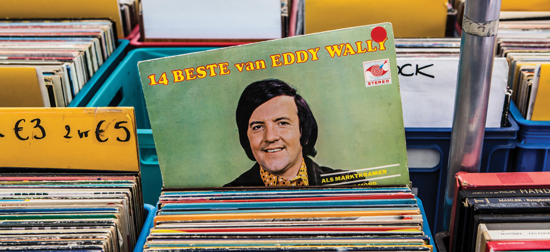 Eddy Wally, MRKTKRM, als marktkramer ben ik geboren