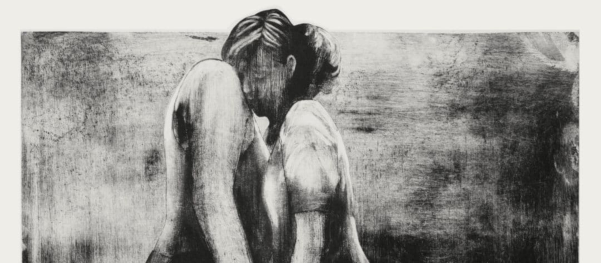 Een liefdesverhaal met weerhaakjes waarin een vrouw een intrigerend zoekertje leest in de krant: 'mn zkt vr om vr t strvn.' Als